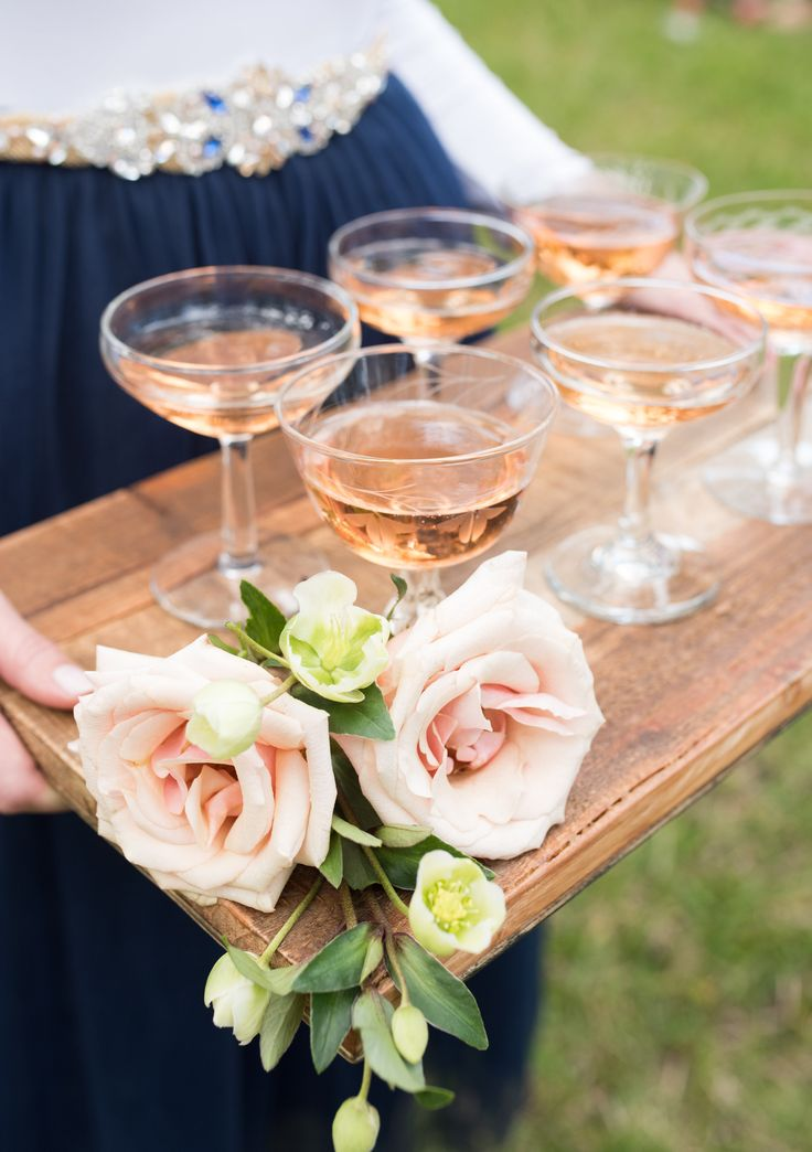 Entertaining Ideas for a cocktail party or wedding!