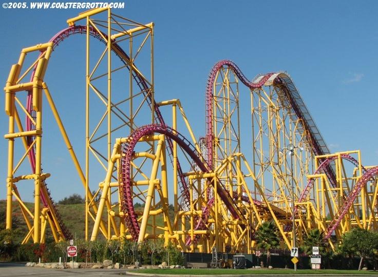 x2 roller coaster - photo #19