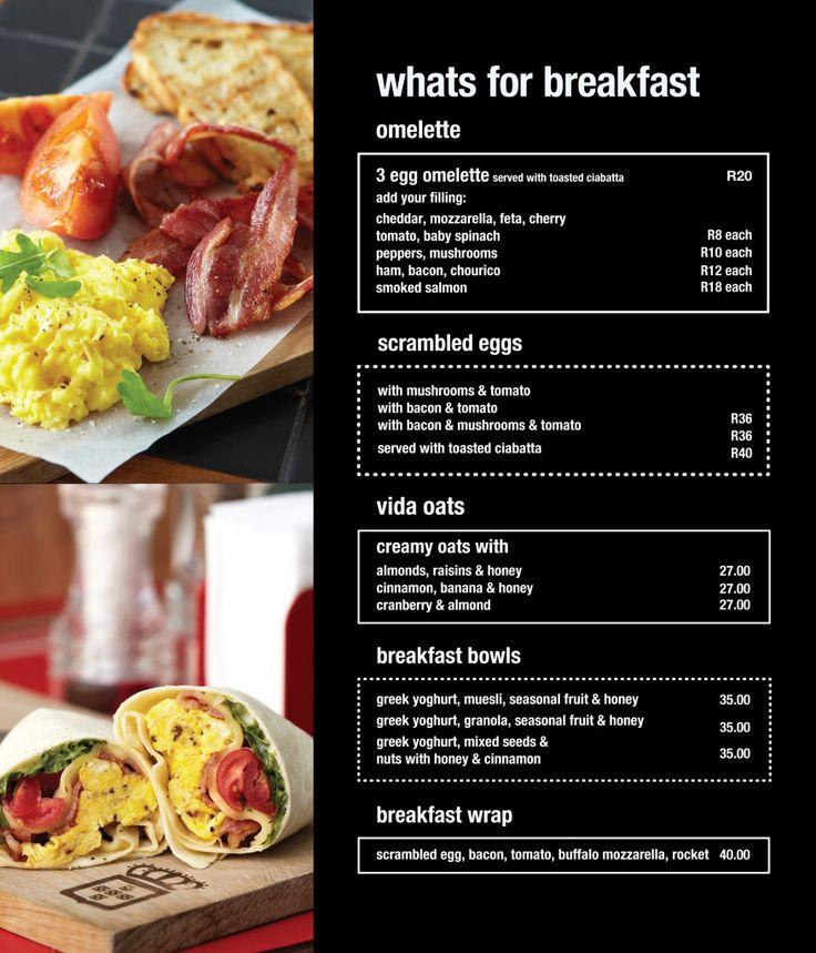 Breakfast @vidaecaffe