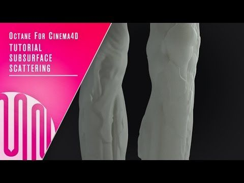 Subsurface Scattering - Octane for Cinema4D | MNIB - YouTube