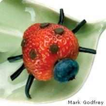 Make Ladybugs You Can EAT! - National Wildlife Federation