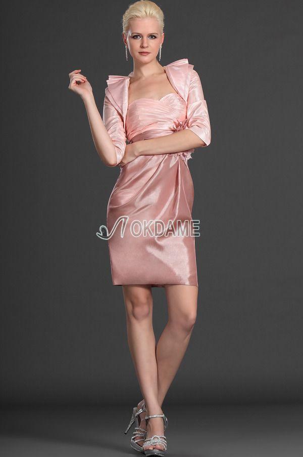 Mejores 51 imágenes de Brautmutterkleider en Pinterest | Vestidos de ...