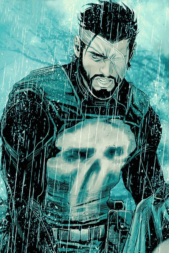 (The Punisher #16, 2012)                                                                                                                                                      More