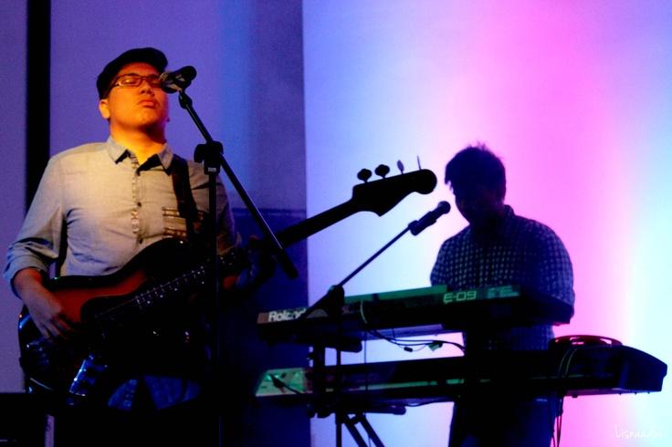 Backwood Sun live at Magic Folk Music at @atamerica, Jakarta 2013