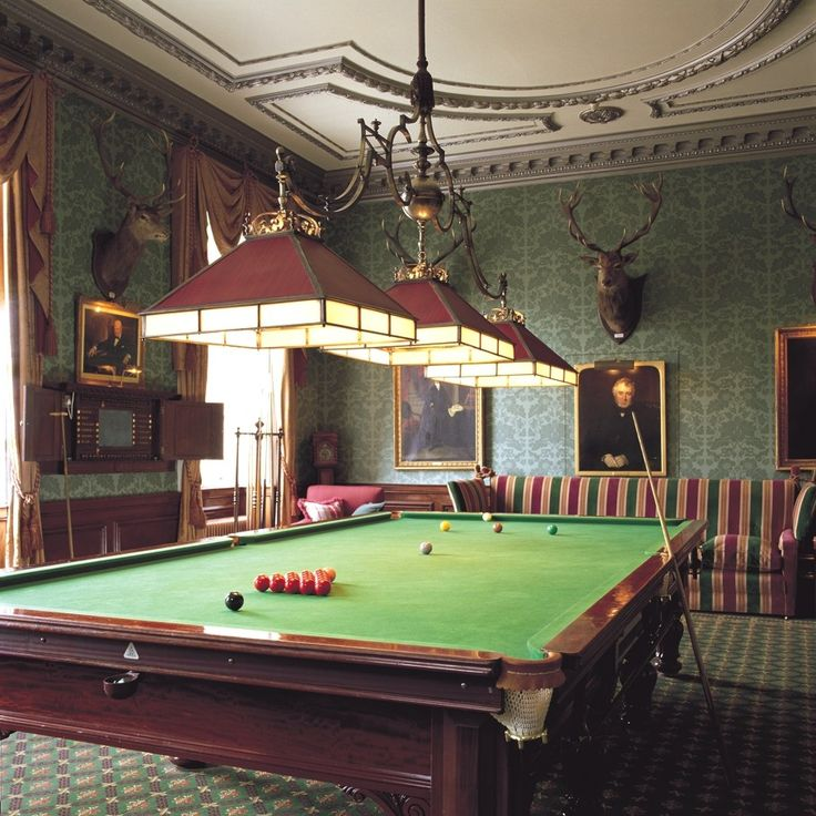 Beautiful Brocket Hall, England