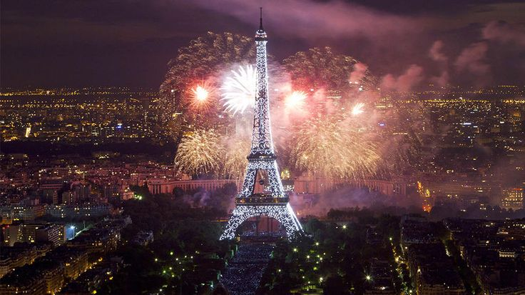 Paris, France: Field, Champs Elysees, Mars Garden, Eiffel Towers, Paris France, France Paris, Bastille Day, Tower S Fireworks