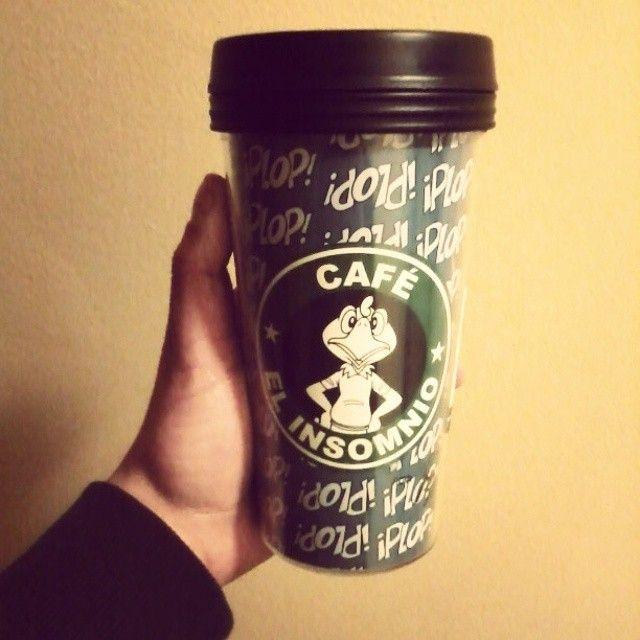 Va mejorando el café...