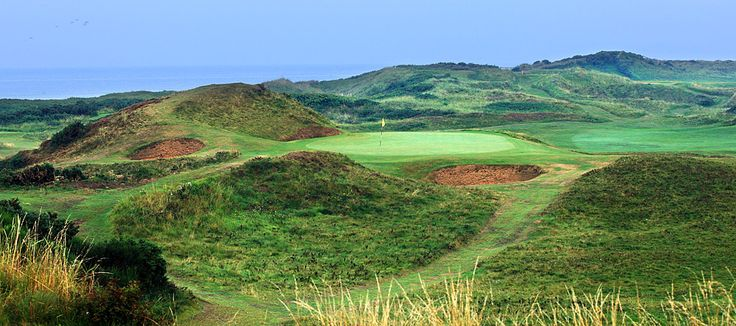 The Best 18 Holes in Golf