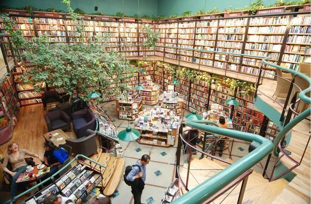 Librería y cafetería 'El Péndulo', México D. P., México