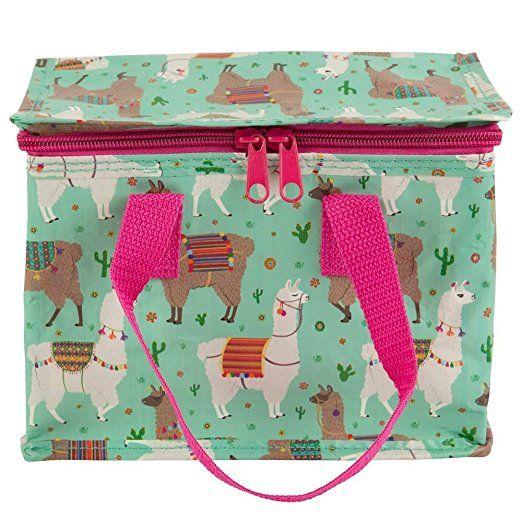 09ce4b0b847a Lima Llama Green Foldable Lunch Bag | No Drama Lama - Produkte und ...
