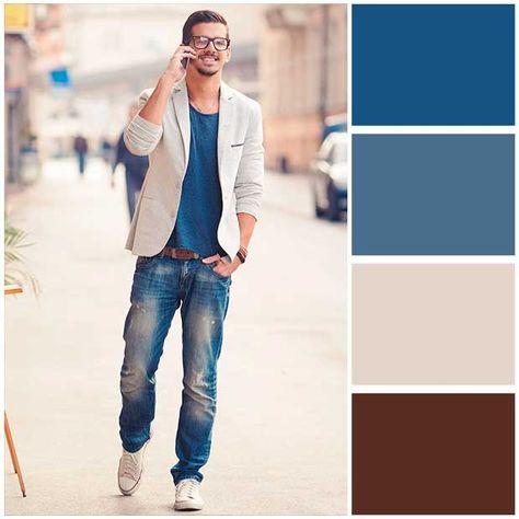 Combinar colores de ropa hombre como combinar colores de ropa para hombre 004