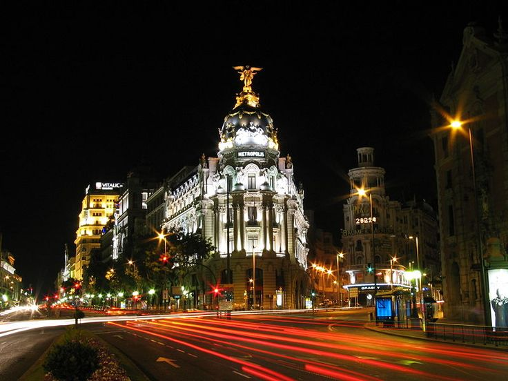 Madrid. So full of history and charm.