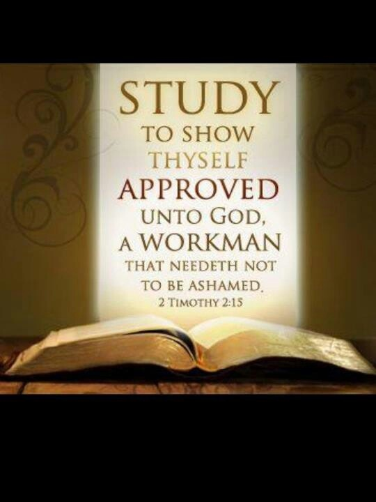 What does it mean to study to show thyself approved unto ...