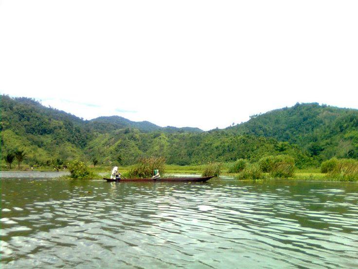 Danau Rana Provinsi Maluku
