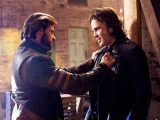 "Movie ""X-Men Origins: Wolverine"" 2009 - Director: Gavin Hood. Taylor Kitsch as Remy LeBeau / Gambit."