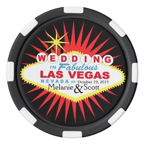 Las Vegas Wedding Chip