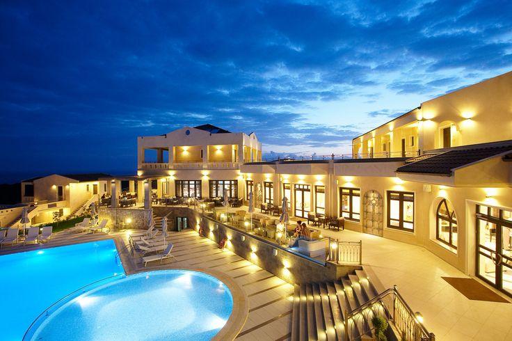 Sivota Diamond Spa Resort at Sivota Greece - Διαμονή