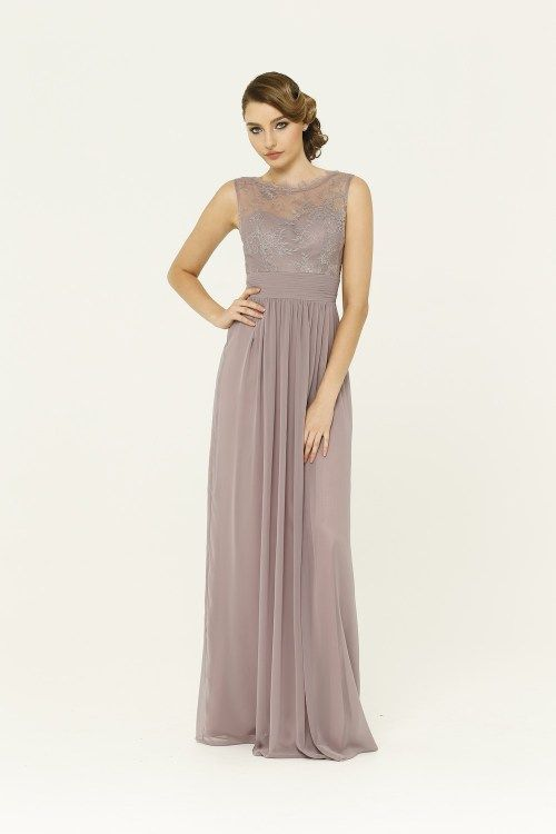 charlotte oyster bridesmaid dress melbourne