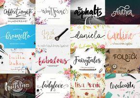 Tipografías bonitas y gratuitas para tus proyectos   el taller de las cosas bonitas