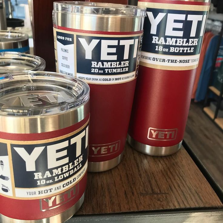 Razorback fans Football season is nearly over but there is still basketball and Baseball! Show your school spirit with the new Red Ramblers! Who wants one? . . . . . #yeti #rambler #yetirambler #outdoors #outdoor #razorbacks #schoolspirit #red #secondelm #rogersrocks #fun #christmas #christmasgift #perfectgift #happythanksgiving