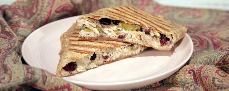 Daphne's Cranberry Turkey Salad