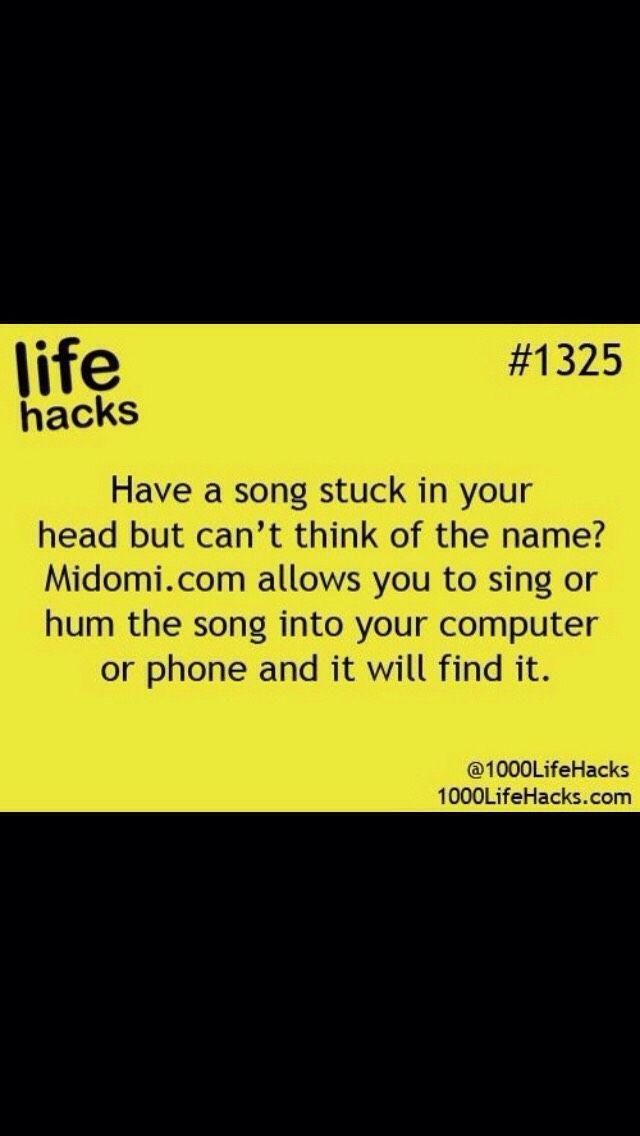 Life Hacks 😉