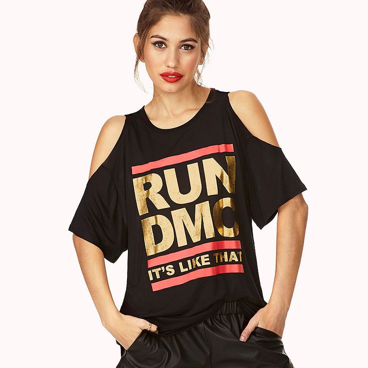 Sweetyou 2015 Summer Off Shoulder Batwing Loose Casual T Shirt Women Clothing O Neck Gold Stamping Letters Punk Tops Plus Size-in T-Shirts from Women's Clothing & Accessories on Aliexpress.com | Alibaba Group