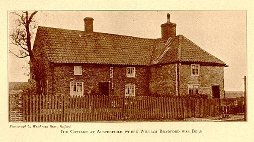 Austerfield, Yorkshire, England. Birthplace of Gov. William Bradford, Mayflower Pilgrim (11th Great Grandfather)