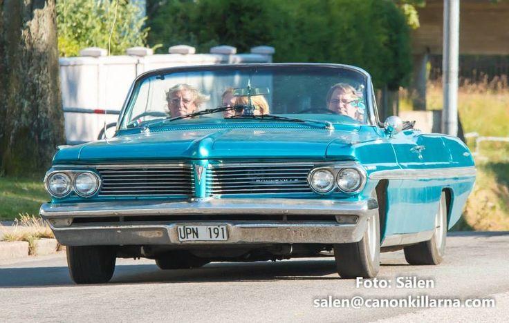 Pontiac Bonneville convertible -62