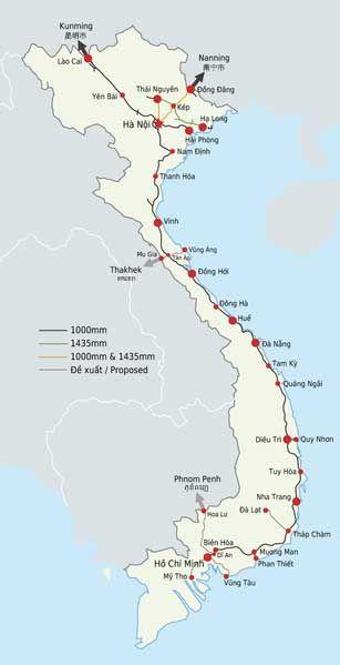 Scoprire il Vietnam attraverso il treno | Come viaggiare informati