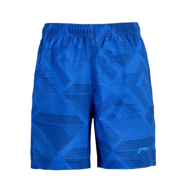 Men Badminton Shorts Quick Dry Flexible Breathable 86% Polyester Fiber Sport Shorts