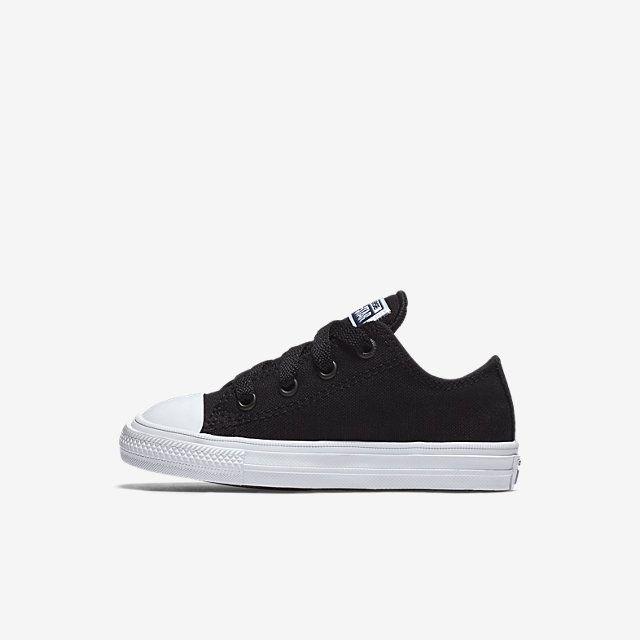 Converse Chuck II Low Top Infant/Toddler Shoe. Nike.com
