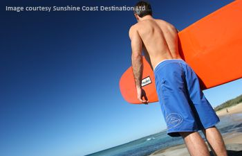 Learn how to stand up paddle surf(like I've always wanted to)in Mooloolaba.  #airnzsunshine