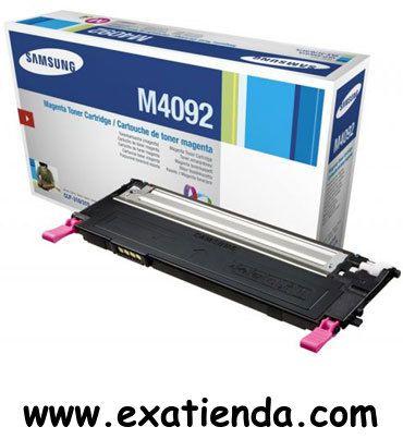 Ya disponible T?ner Samsung m4092s magenta   (por sólo 55.99 € IVA incluído):   -Toner original para: Samsung CLP-310/315 / CLX-3170/3175 -Color: Magenta  Garantía de 24 meses.  http://www.exabyteinformatica.com/tienda/4333-toner-samsung-m4092s-magenta #samsung #exabyteinformatica