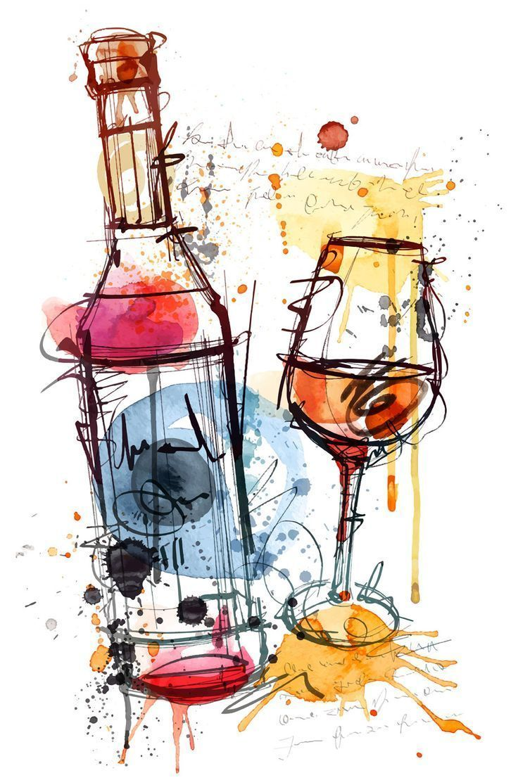 Kaktus Png In 2020 Wein Malerei Leinwandkunst Kunstmalerei