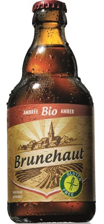Brunehaut Amber Bio is een delicaat amberkleurig bier. De eerste indruk doet denken aan gesauteerde pijnboompitten, licht gekarameliseerd, daarna een frisheid met gist. Het bier heeft een delicaat stevig karakter, mannelijk en zonder teveel zoetheid. Dit is een bier dat goed past bij stoofgerechten, maar uiteraard ook heerlijk om in alle rust van te genieten.