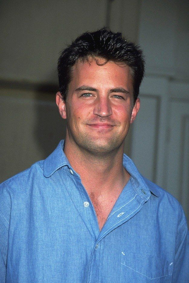 17 Photos That Will Make You Fall In Love With Young Matthew Perry
