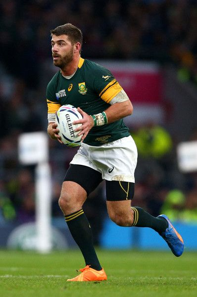 Willie Le Roux Photos Photos - Willie Le Roux of South Africa in action during the 2015 Rugby World Cup Semi Final match between South Africa and New Zealand at Twickenham Stadium on October 24, 2015 in London, United Kingdom. - South Africa v New Zealand - Semi Final: Rugby World Cup 2015