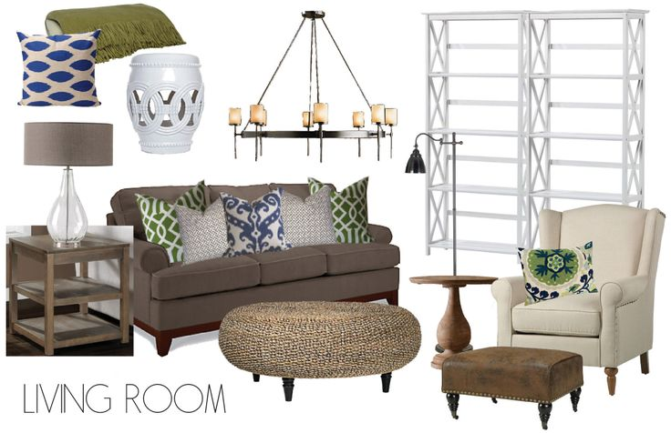 the HUNTED INTERIOR: Back in town... (Plus a Client's Mood Board)