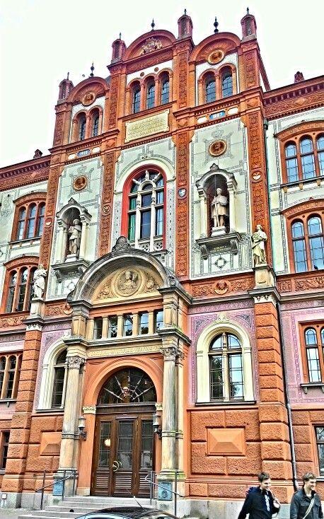 Universität #Rostock