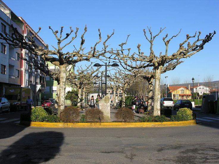 Melide, La Coruña, Camino de Santiago