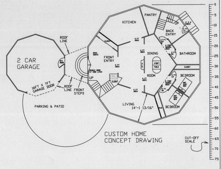 1000 images about houses on pinterest dome house l. Black Bedroom Furniture Sets. Home Design Ideas