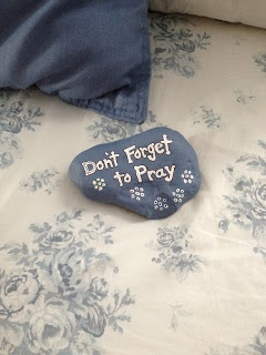 Show Tell Share: Summer Fun Idea: Making a Prayer Rock