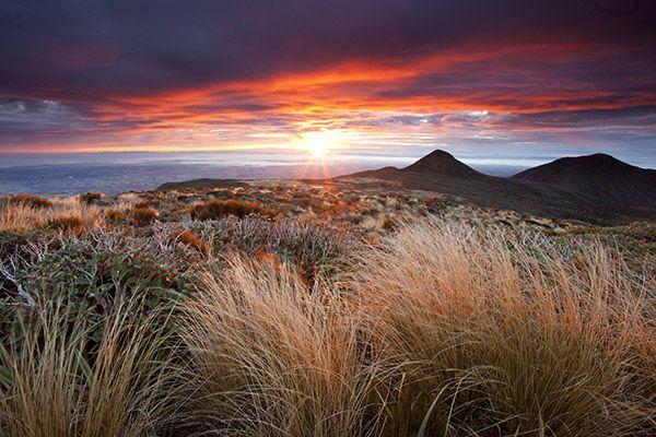 Mt Taranaki / Egmont, New Zealand