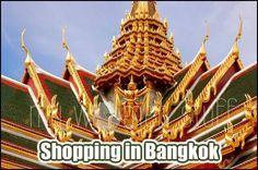 bangkok One night in Bangkok   Shopping in Bangkok