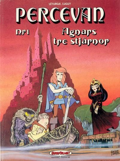 Philippe Luguy (born 29 November 1948, France) saw his first pages published in French magazines like... - http://www.afnews.info/wordpress/2015/11/29/philippe-luguy-born-29-november-1948-france-saw-his-first-pages-published-in-french-magazines-like/