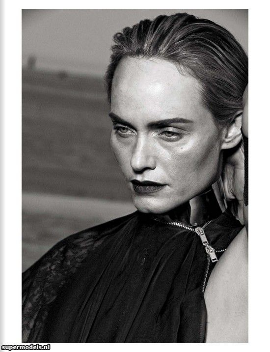Supermodels.nl Industry News - 'Amber Valletta by Peter Lindbergh Deauville February 2013'...