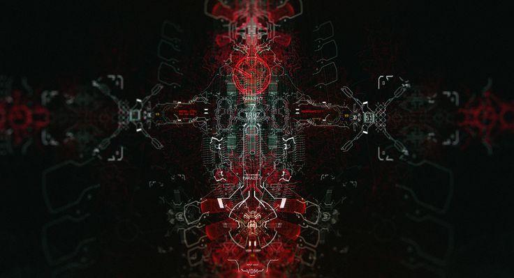 Parazit -7, Dan Voinescu on ArtStation at https://www.artstation.com/artwork/1EQ92