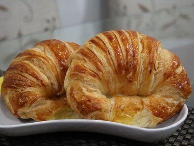 Imagem da receita Croissant fácil