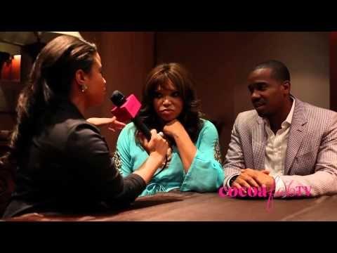 Tisha Campbell & Duane Martin 'I Can't Keke Wyatt My Husband!' & Real Hu...